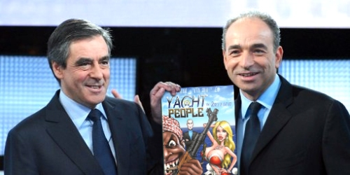 yacht people copé fillon ump