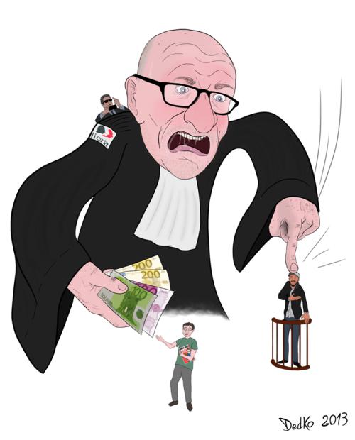 Dedko soutien a Zeon vs licra