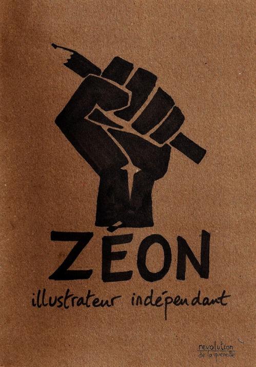 Revolution de la quenelle Zeon soutien