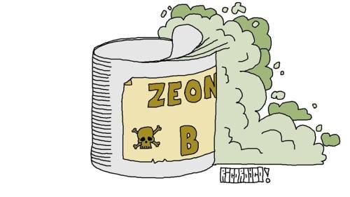 RicoRoyco soutien Zéon zyklon b