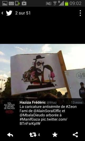 frederic haziza twitter Zéon